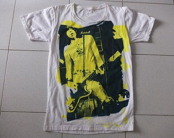 Guitar Art Punk Rock T-Shirt