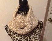 Infinity chunky scarf