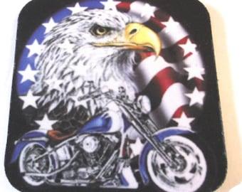 motorcycle coasters, biker coasters, rubber coasters, fabric coasters, bar coasters, drink coasters, man cave coasters,