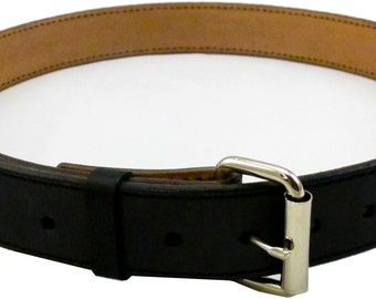 Conceal and Carry Gun Belt, Black  #100-