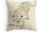TIGER Throw Pillow for the Home Decor