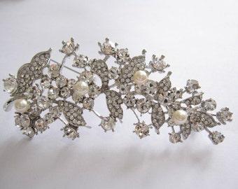 Wedding Brooches wedding brooch bouquets  wedding brooch pin  Rhinestone brooch  Pearl  Brooch Bridal brooch Flower Brooche Brooch vintage
