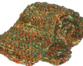 Scarf, Warm Scarf, Multi Color, OOAK