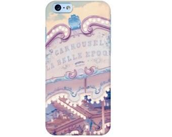 Paris carousel iPhone 6 case - iphone 5, iphone 4