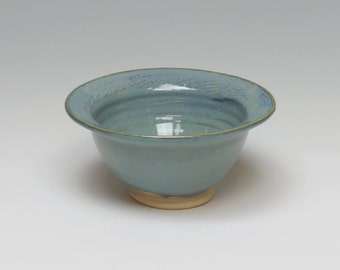 Slate Blue Salt Bowl