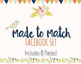 facebook set made to match m2m - Made to Match Facebook Set
