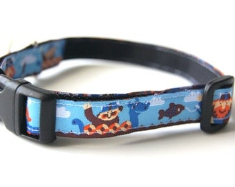 Viking Dog Collar Adjustable Sizes (XS, S, M)