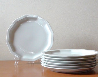 Rosenthal Studio Linie White Polygon Salad Plate