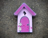 Fairy Door, doors that open, fairy garden door, unique gift, housewarming gift, birthday gift,