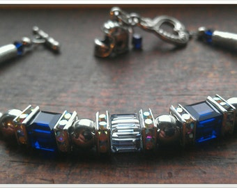 Inspired by the Dallas Cowboys Bracelet