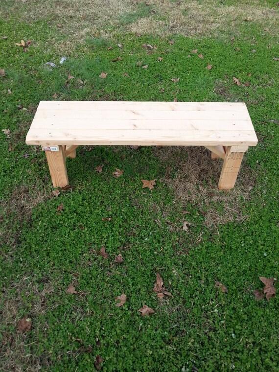 White wood garden bench chair porch bench solid handmade bench - Handmade wooden garden benches ...