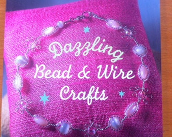 Book - Dazzling Bead and Wire Crafts
