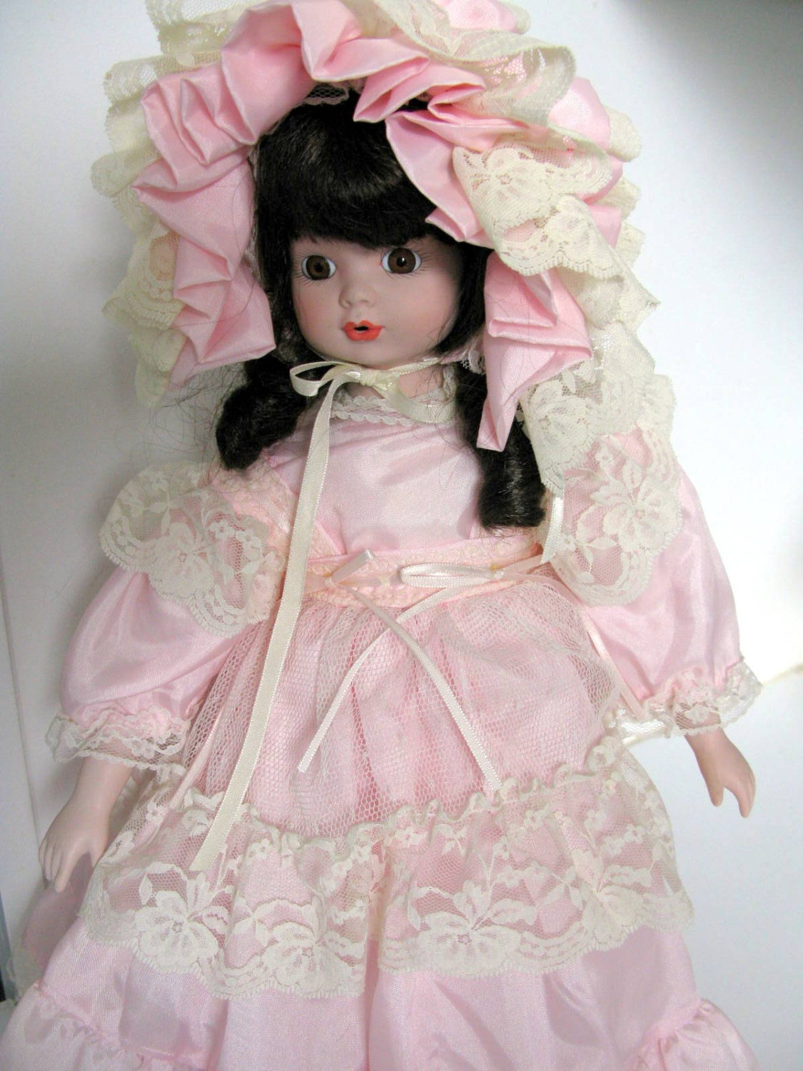 Seymour Mann Porcelain Doll Collectible Doll by ...