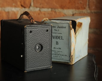 Kodak Premo Junior No. 1 Model B Box Camera