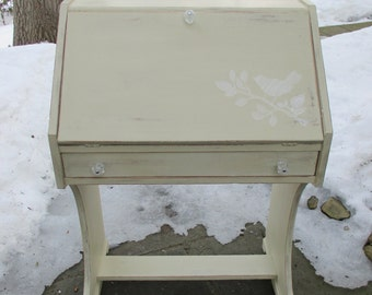 Vintage, Petite Desk