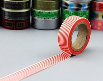 Washi Tape - Japanese Washi Tape - Masking Tape - Deco Tape - WT1085