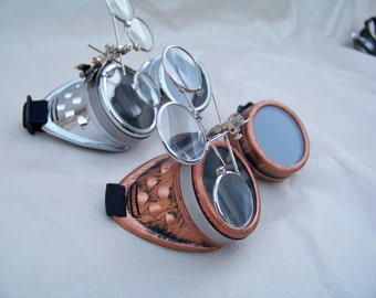 Basic Steampunk Goggles
