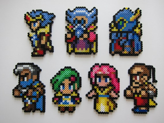 Add it to your favorites to revisit it later Final Fantasy Iv Cecil Sprite