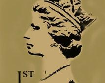Popular Items For Queen Elizabeth 2 On Etsy