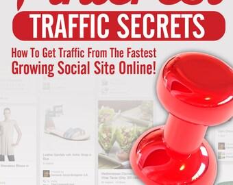 Pinterest traffic secrets