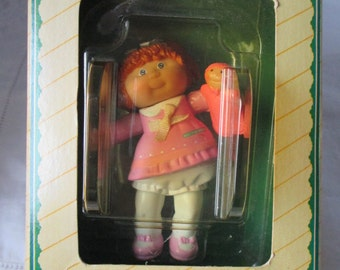 Cabbage Patch Kid Noreen Lynn 1984 Poseable Figure