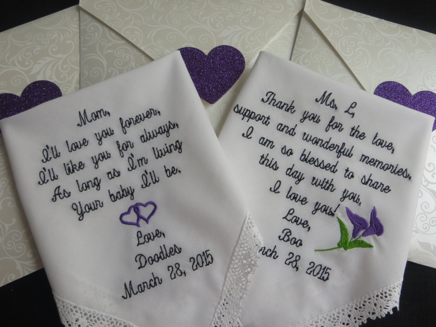 superstition and special colored handkerchief If you're getting married take a look at some irish wedding traditions and superstitions handkerchief's were used by the bride to special interest.