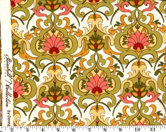 1 yard 16 inches, Stonehill by Donna Walker for Fabric Traditions Damask