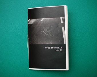 Hypochondria Vol. IV - Zine