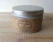 Nag Champa Scented // 8 oz. Natural USA Grown Soy Candle