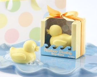 24 - Rubber Ducky Soap