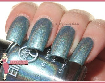 Holographic Nail Polish - Teal Holographic Nail Polish - Teal Nail Polish - Holo Nail Polish - Nails - Nail Art - Holo - Part of Your World