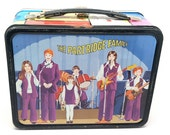 Partridge Family, Lunch Box Topps Wacky Package Stickers, 1971