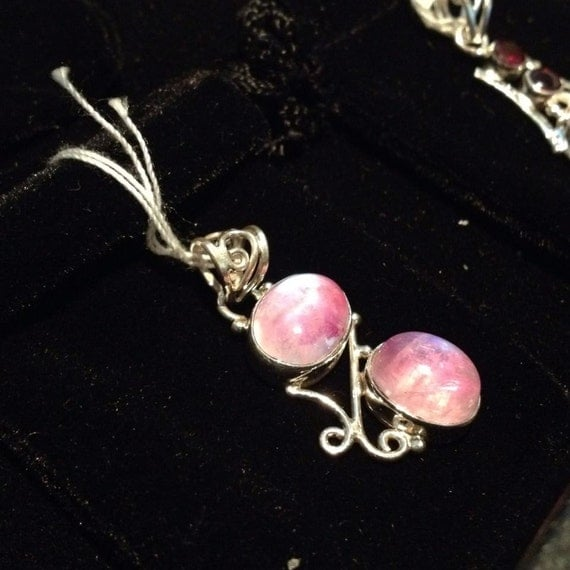 pink moonstone jewelry vintage - photo #39