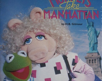 The Muppets Take Manhattan -See Hear and Read with Record
