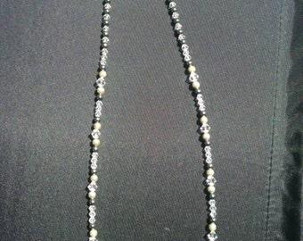 Clearance!!! Swarovski Crystal Handmade Necklace