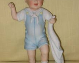 1991 Lenox Baby's First Steps Figurine