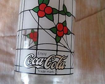 Coca Cola Glass Vintage 1970's CL2-20