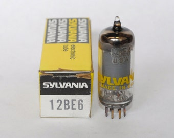 12BE6 vacuum tube for All American 5 tube radios - several brands available