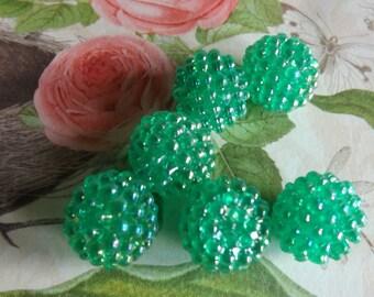 Berry Beaded Beads