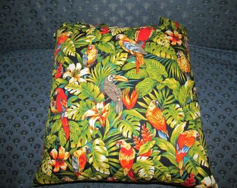 Exotic Pillow Covering