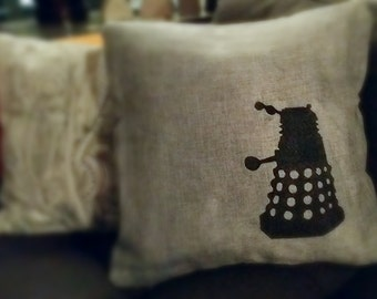 Doctor Who Dalek Pillow Case