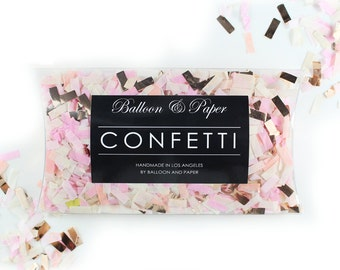 Blushing Pink Confetti - one cup