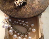 Florentine Jewelry Box, Italian