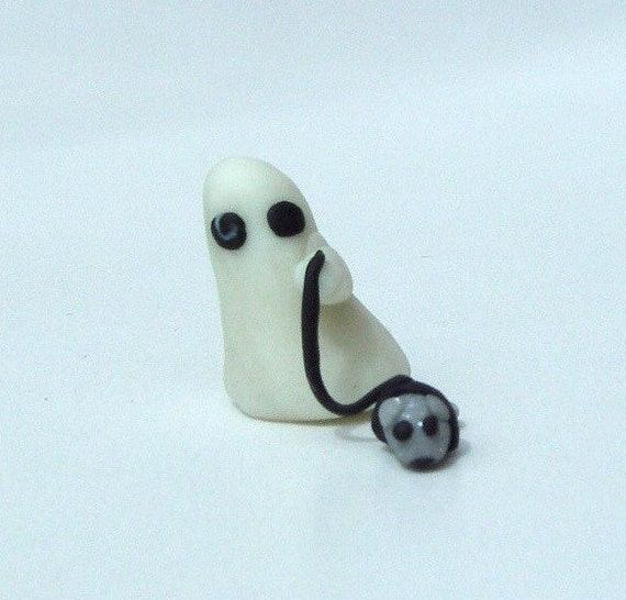tinytotem glow ghost mouse walker