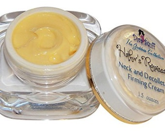 """Hathor's Renaissance, Neck and Decolletage Firming Cream, By Diva Stuff """"The Goddess Collection"""""""