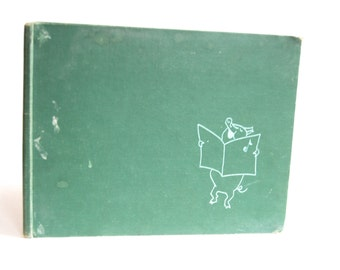 Vintage Children's Book, Tale of a Pig