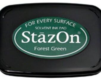 StazOn Forest Green