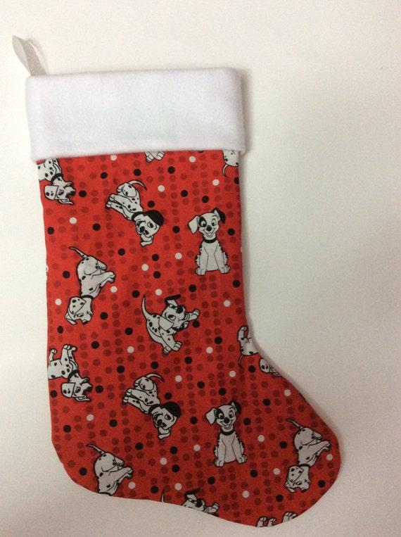 Handmade Christmas Stocking Disney 39 S 101 Dalmatians