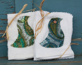 Cotton baby, infant hand towel