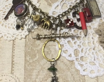 OOAK Charm Necklace
